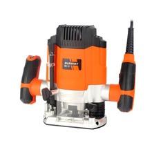 Фрезер электрический PATRIOT ER120 (Мощность 1200 Вт, число оборотов 11000 – 30000 об/мин, глубина хода 0-55 мм, цанга 6/8 мм)
