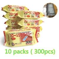 10 packs jetable papier Universel Propre Vadrouille approprié pour le remplacement iRobot Braava 380 380 T 320 321 375 T Menthe 4200 4205
