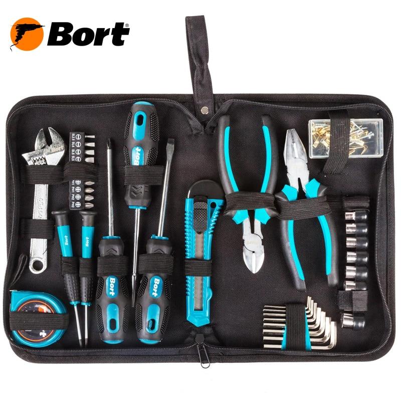 Hand tool set Bort BTK-37 ic smd vacuum sucking pen easy pick picker up hand tool