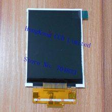 Série de 3.2 polegadas spi sem toque lcd 240x320 18pin tft cor nenhuma porta do tela táctil ili9341 4io pode conduzir 0.8mm z320it010