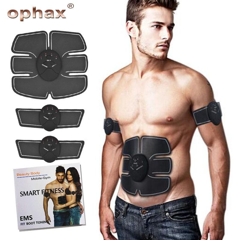 Stimulues muskulor pa tela OPHAX EMS Stimulues i trupit për hollimin - Kujdesit shëndetësor