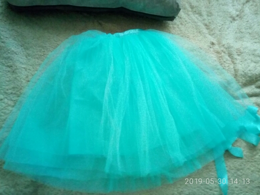6 Layers Fashion Tutu Tulle Skirt Knee Length Pleated Skirts Womens Wedding skirt Lolita Petticoat Saia Faldas Jupe photo review