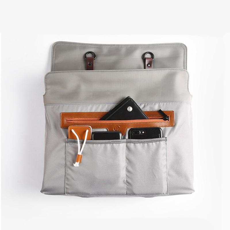 Tagdot Brand Waterproof Laptop bag Men 13 13.3 14 inch Quality Luxury Computer bag shoulder Notebook handbag for women 2018