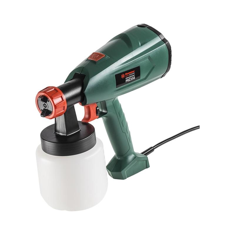 Spray Gun Hammer Flex PRZ350 краскораспылитель hammer prz350 flex