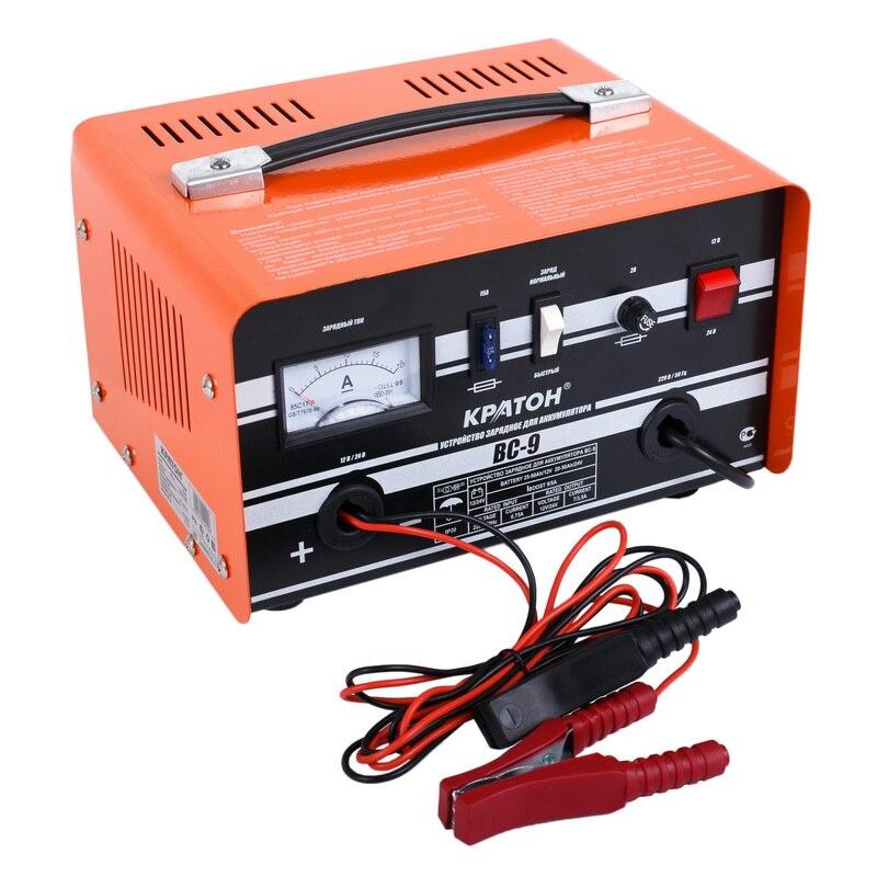 Устройство зарядное КРАТОН для аккумулятора BC 9|Электрические молотки|   | АлиЭкспресс