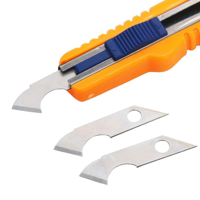 Qstexpress gancho cuchillo CD acrílico herramienta de corte cuchillo ...