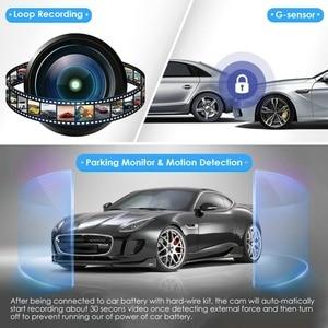 Image 5 - AZDOME GS63H רכב דאש מצלמת 4K HD דאש מצלמה 170 תואר זווית תצוגה רחבה עם GPS WiFi G חיישן לולאה הקלטת חניה ניטור