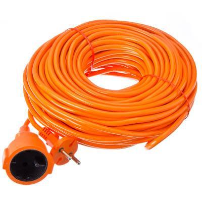 ERMAK cable de extensión alta calidad para el hogar cable de extensión para el AC trabajo buen aislamiento enchufes conector 636-036