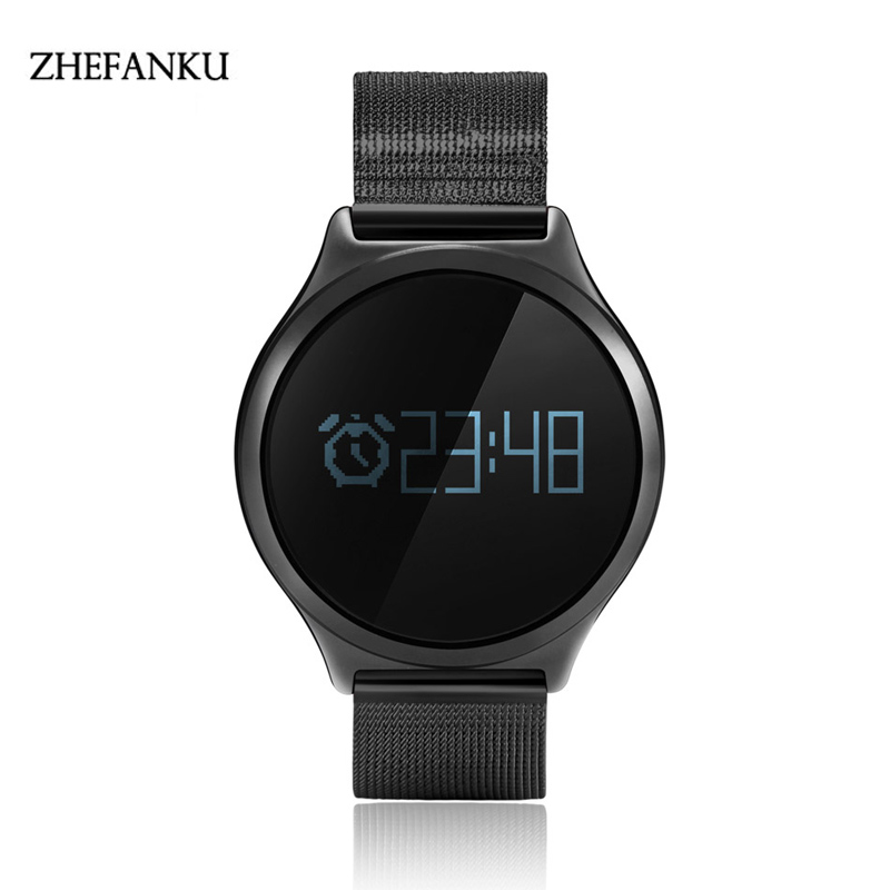 M7 Sports WristWatch Bluetooth Smart Watch Pedometer Heart Rate Blood Monitor  Smart Bracelet Watch For Android IOS Smartphone cute love heart hollow out bracelet watch for women