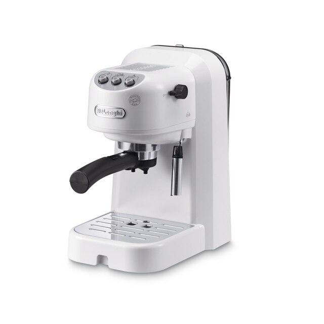 Рожковая кофеварка DeLonghi EC251.W