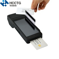 HCCTG Original Magnetic Contact Chip NFC Smart Android POS Machine 4G Bank Card Payment Terminal HCC Z90