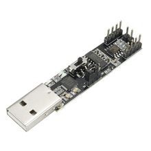 1PC 3-in-1 USB to RS485 RS232 TTL Serial Port Module CP2102 Chip Board(China)