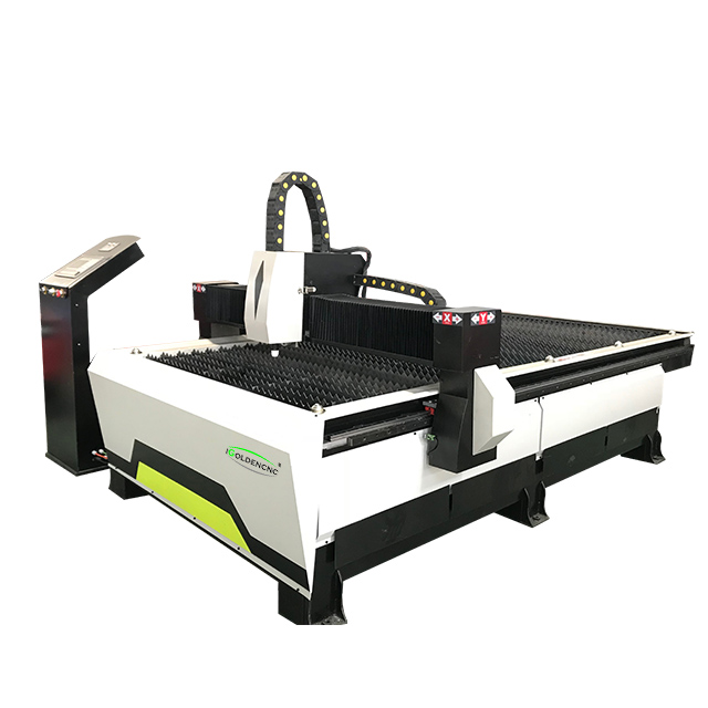 Jinan CNC plasma cutting machine for metal sheet and pipe cutting hot sale 1