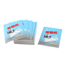 UXCELL 20 Booklets 10Cm X 7.5Cm Smooth Cleansing Paper Tissue Cleaner For Digital camera Lens
