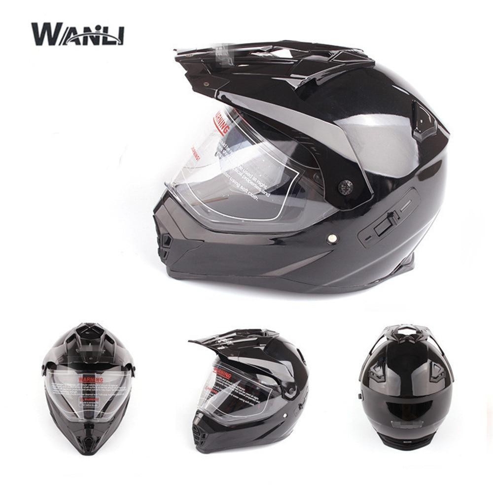 Men Motorcycle Helmet Women Motocross Moto Capacetes De Motociclista Novelty Casque ABS Material