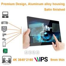 15,6 дюймов 4 к 3840*2160 сенсорный экран монитора (идеально подходит для смартфонов, xbox, переключатель, PS станция игровой консоли, raspberry pi, STB)