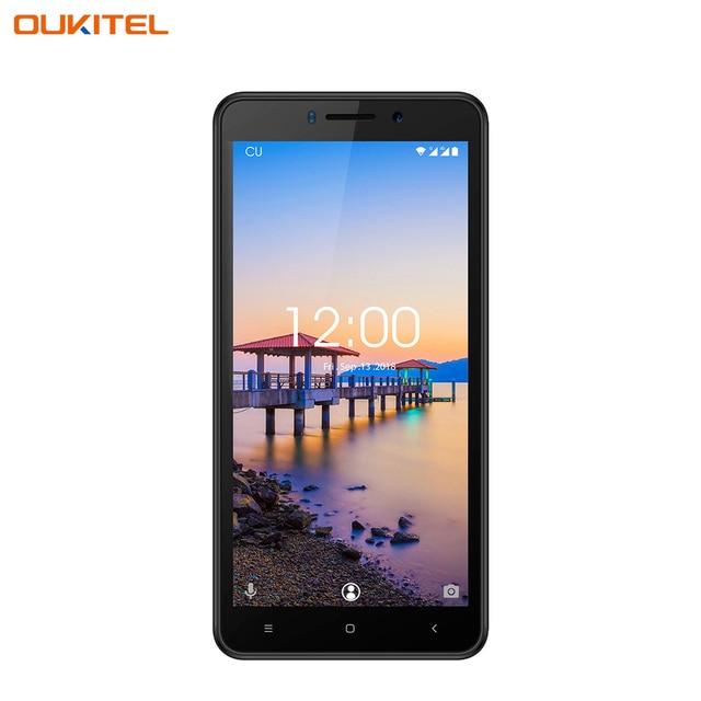 """Смартфон OUKITEL C10 Pro 1+8ГБ, экран 5"""", разрешение 960х480, камера 5+2Мп, поддержка 4G, доступный и надежный"""