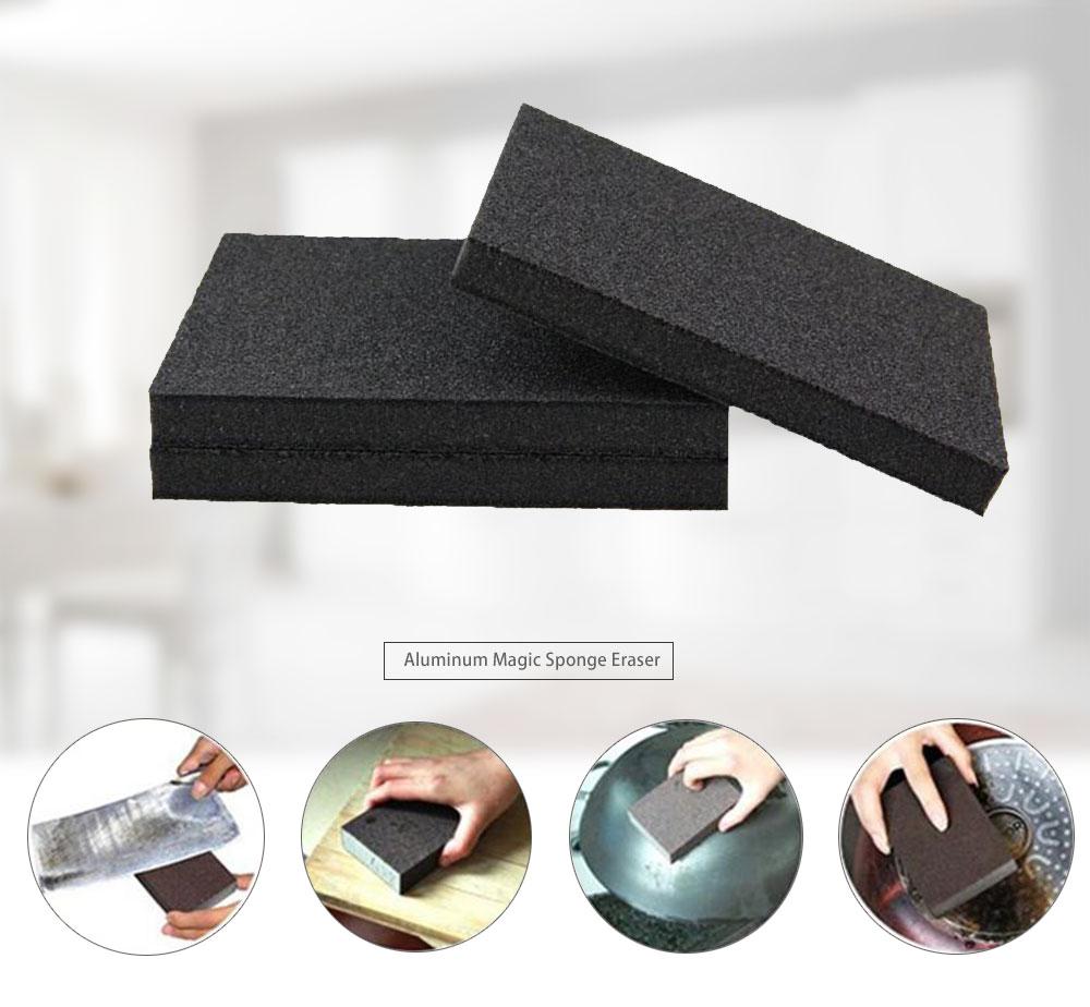 Magic Sponge Eraser Removing Rust cleaning Emery sponge Melamine sponge kitchen supplies descaling Clean Rub pot dropship