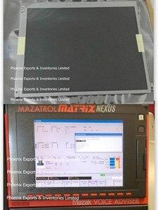 """Image 1 - Mazatrol matrix 용 기존 lcd 화면 nexus FCU7 YZ141 12.1 """"lcd 모듈 디스플레이 장치"""