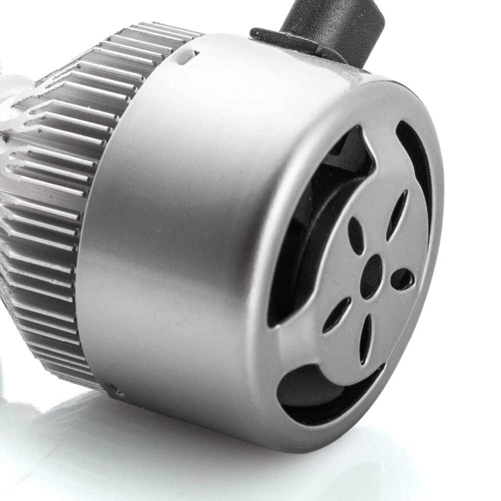 Car Headlight H7 H4 LED H8/H11 HB3/9005 HB4/9006 H1 70W 7000lm Auto Bulb Headlamp 6000K Light