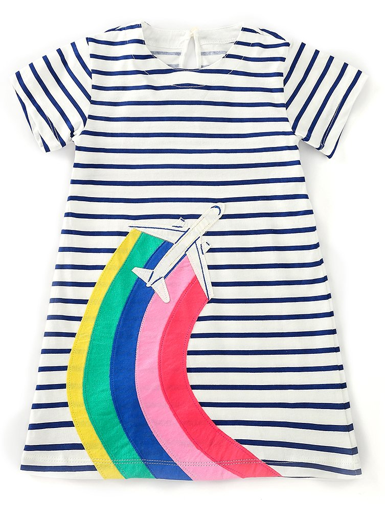 Meisjes zomerjurk Baby meisje kleding Vestidos 2018 merk kinderen - Kinderkleding - Foto 1
