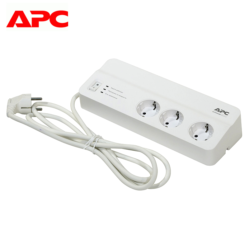 Surge protector APC Essential SurgeArrest PM6-RS collins essential chinese dictionary