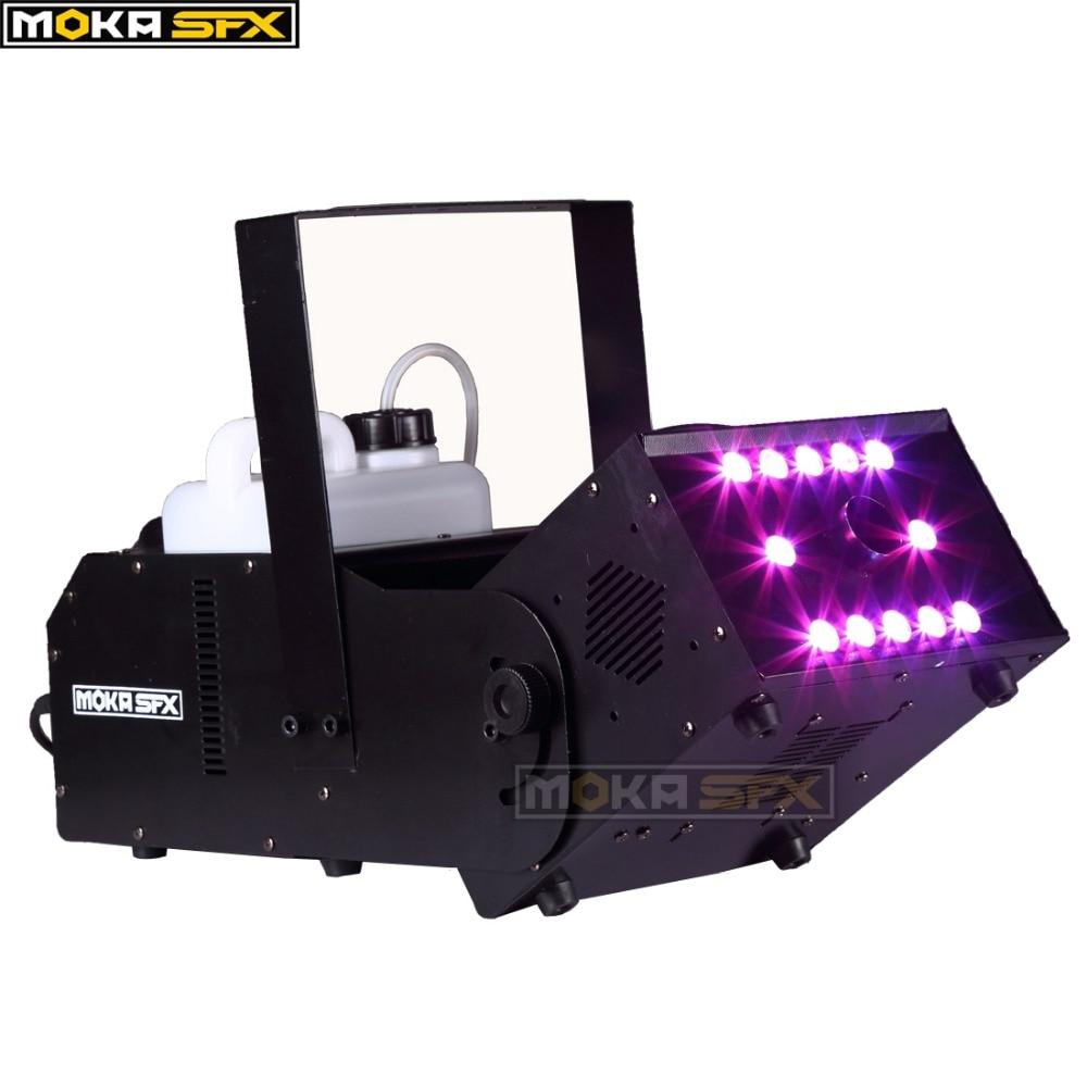 LED Multi-Angle Fog Machine