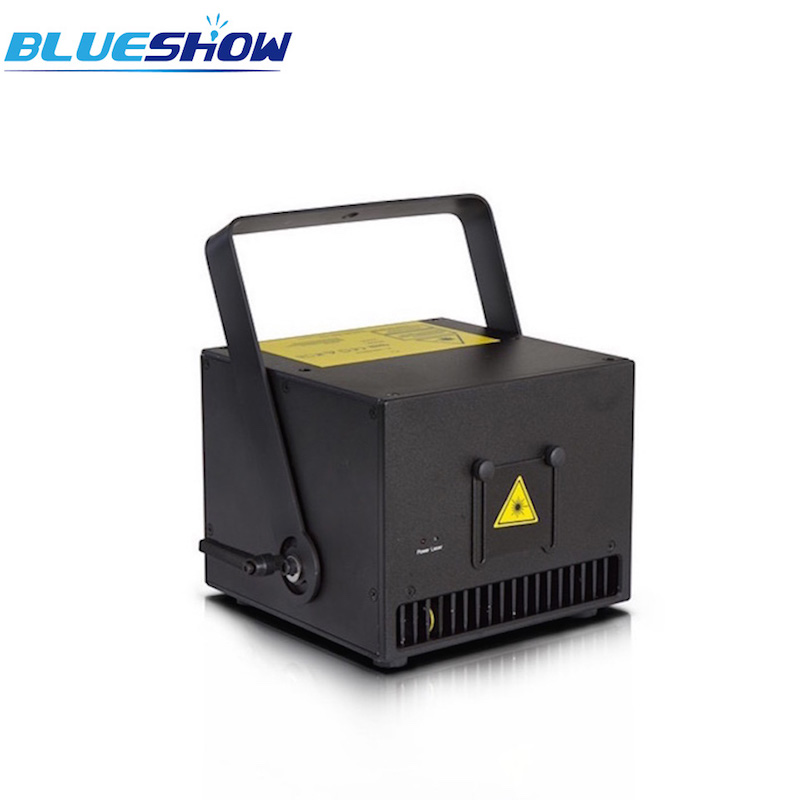 3.3w Full Color Laser 3W RGB Animation Laser Stage Light Analog 30k Scanner ILDA DMX512/Sound/Auto/SD Lazer Event