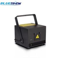 3.3w Full Color Laser 3W RGB Animation Laser Stage Light Analog 30k scanner ILDA DMX512/Sound/Auto/SD lazer event