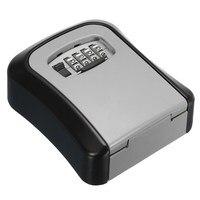 Safurance Hide Key Box Home Safe Security Storage Kit Combination Lock Lockout Holder