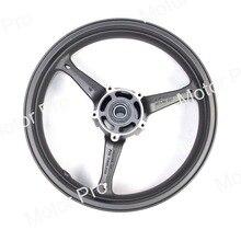 Переднего колеса обода для Suzuki GSXR 600 2006 2007 мотоцикл, запчасть для GSX R GSX-R GSXR600 750 1000 GSXR750 GSXR1000