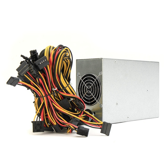 2000W Special Power Supply For ATX Mining Machine Support 8 Pieces Graphics Card High Quality ATX Computer Power Supply For BTC