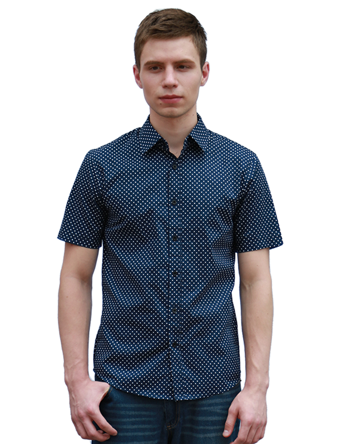 Online Get Cheap Button up Shirts for Men Short Sleeve -Aliexpress ...