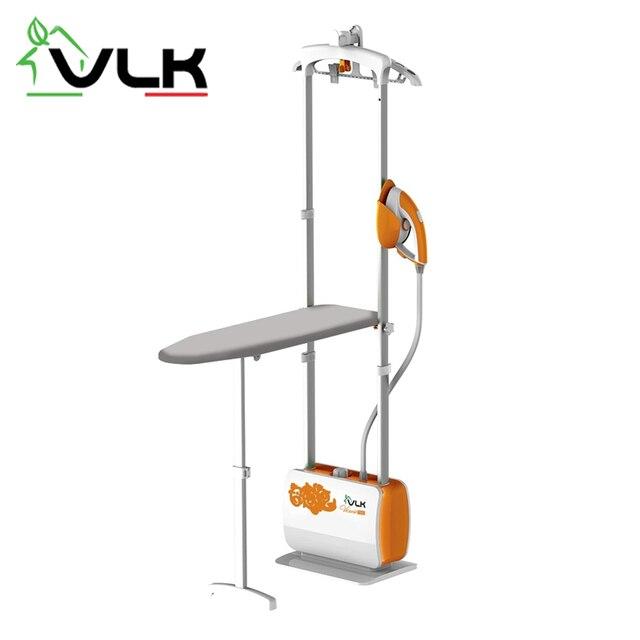 Отпариватель для одежды VLK Rimmini 7500 (Мощность 2350 Вт, резервуар для воды 1100 мл, подача пара 60 г/мин, давление пара 4 бар, автоотключение, защита от перегрева)