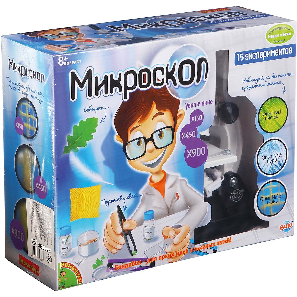 Ciencia BONDIBON 7420018 juguetes niños planeta planetario tecnología experimentaciones niños
