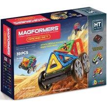 Магнитный конструктор MAGFORMERS Racing set