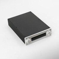 BZ2206A châssis amplificateur de boîtier de préampli en aluminium Mini boîtier d'ampli HiFi pour carte de Volume de commande à distance JV13