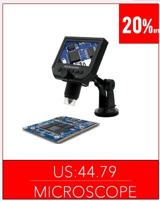 45X2 LED Mini Microscópio Lupa Lupa de Bolso Portátil Prata Lente de Vidro  Lupa Joalheiro Lupas Instrumentos Ópticos.   dd361d74de