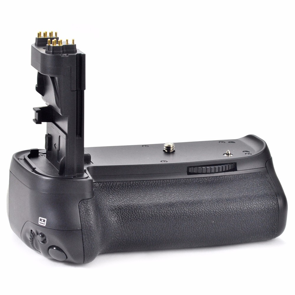 цена на MeiKe Brand MK-70D BG-E14 Vertical Battery Grip Holder For Canon EOS 70D 80D Camera