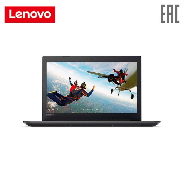 "Ноутбук Lenovo IP320-15ABR 15.6 ""/A12-9720P/12 ГБ/2 ТБ/R530/noODD/Win10/черный (80XS009URK)"