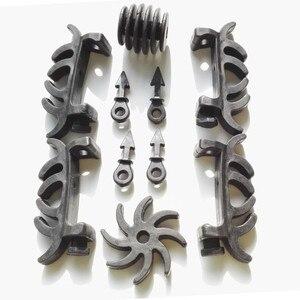 Image 3 - Zestaw stabilizatora łuczniczego łuk złożony gumowy tłumik amortyzator tłumik łuk do polowań i strzały akcesoria