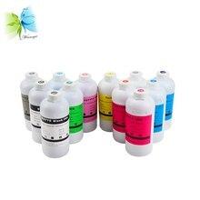 Winnerjet 1000ML X 12 colors PFI-101 PFI-103 101 103  dye ink for Canon ipf5100 ipf6100 printer