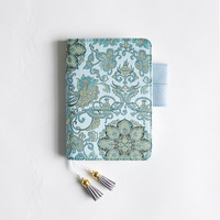 Notebook Chinese Style Embroidery Creative Diary Bullet Journal Agenda Aesthetic Note Book A5 A6 planner for student Wholesale