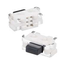 цена на UXCELL 50Pcs 5x2x3mm SPST Momentary Push Button SMD SMT Tactile Tact Switch For The Fields Of Electronic Products Household