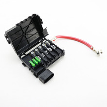 New Battery Terminal Fuse Box Holder for VW Jetta Golf MK4 Bora Beetle(China)