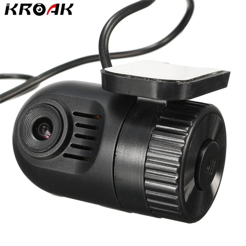 imágenes para Mini 1280 P Coche DVR Cámara Tablero De Visión Nocturna Auto Vehículo Grabador de Vídeo Dash Cam Registrator 140 Grados de Ángulo Ancho cámara