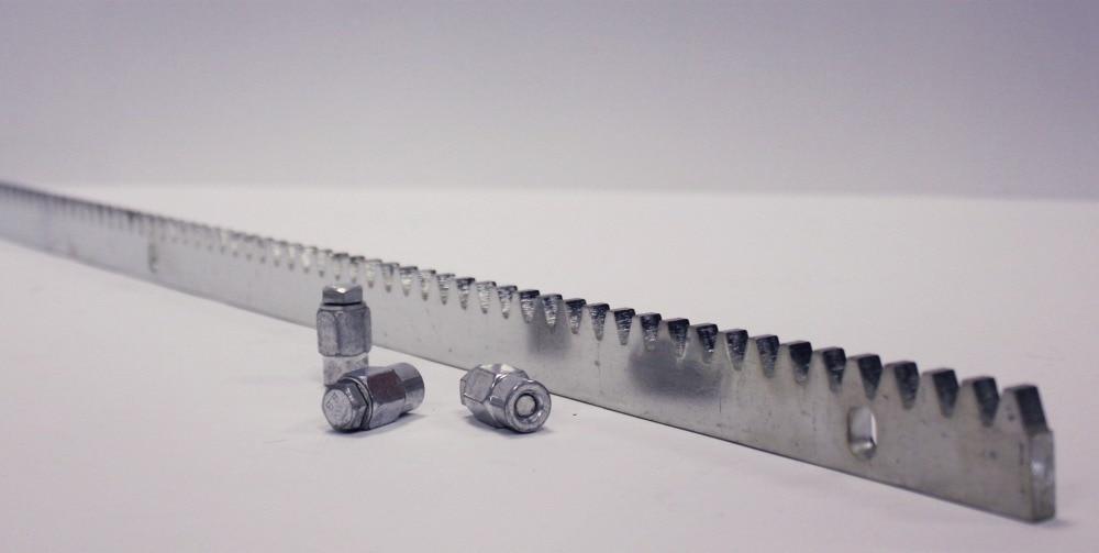 Gear Rack Cantilever Gates Sliding Gate 4 Pieces Kit Set For Sliding Engine Gates