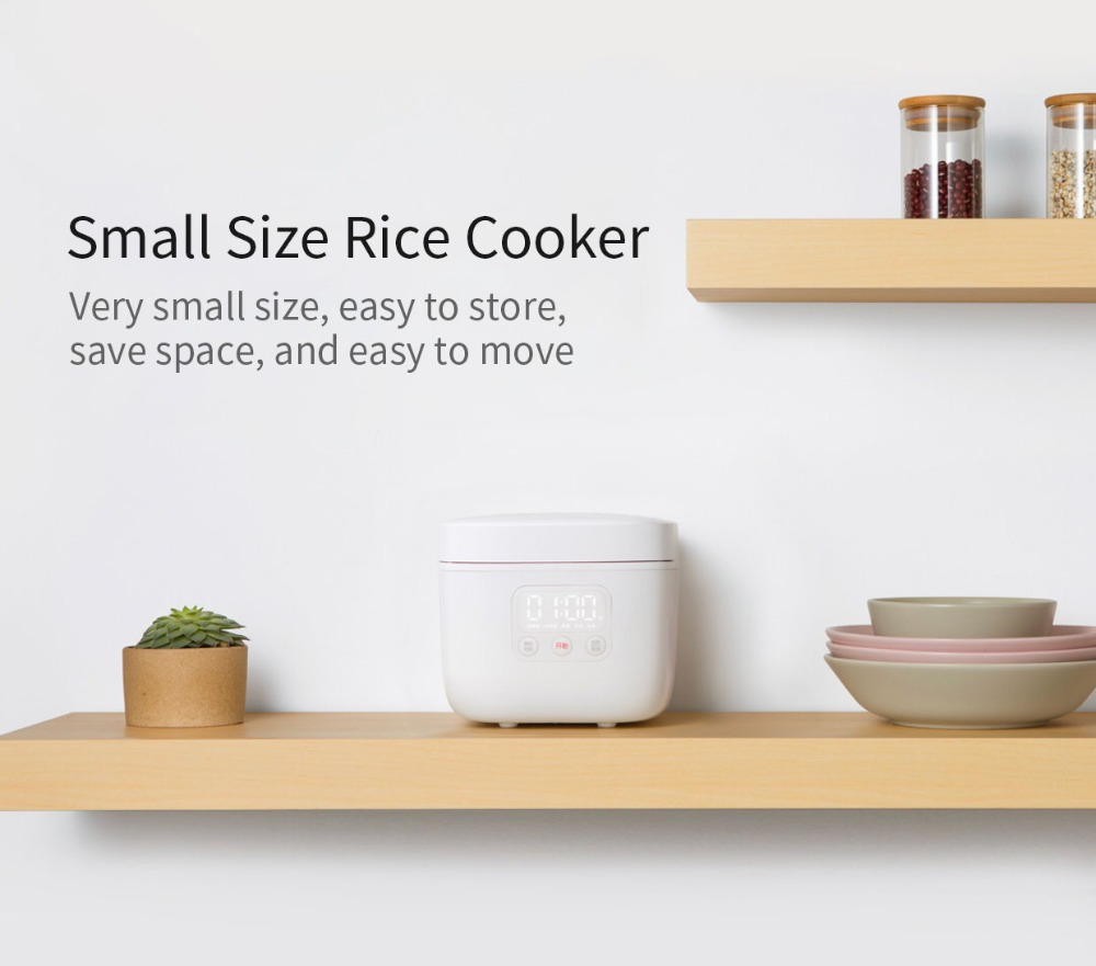 Electric Rice Cooker 1.6L 19