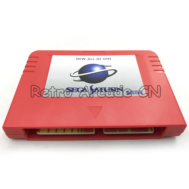 US $39 99  Aliexpress com : Buy 1 piece Secondhand New All In One Sega  Saturn Card Pseudo Saturn KAI from Reliable Coin Operated Games suppliers  on