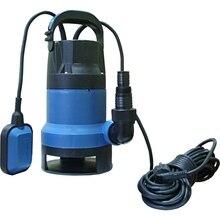 Насос погружной дренажный Диолд НД-800Ф (Мощность 800Вт, производительность 240л/мин, диаметр частиц 30мм)
